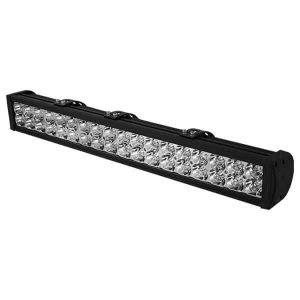 Bar Aluminum Lights – 30 Inch 36pcs 3W LED 108W – Black