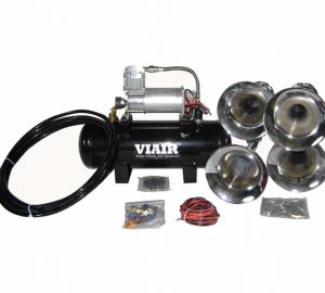 Professional Loud Mouth 150 PSI Quad Train/Truck Air Horn Kit