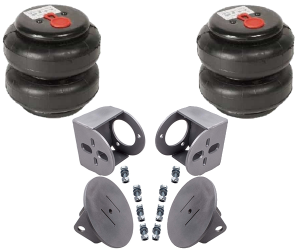 2003-2011 Mercury Grand Marquis, Crown Victoria Front Air Suspension, Bracket Kit (no fittings)