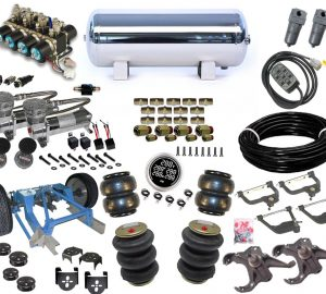 1967-1972 Chevrolet C10 Plug and Play Air Suspension Kit – Street Scraper