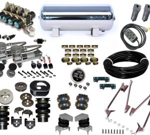 1994-2001 Dodge Ram 1500 Plug and Play Air Suspension Kit