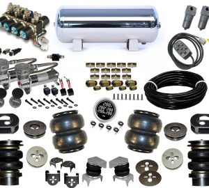 1955-1969 Volkswagen Van, Kombi, Type II Plug and Play Air Suspension Kit