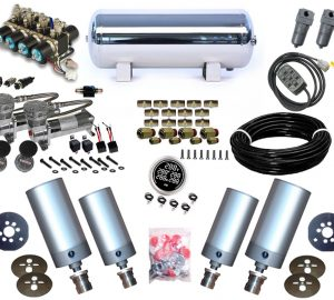 1997-1999 Acura CL Series Plug and Play Air Suspension Kit – Cylinder Kit