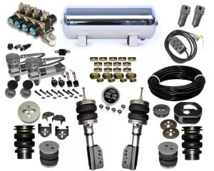 1997-2010 Saab 9-5 Plug and Play Air Suspension Kit