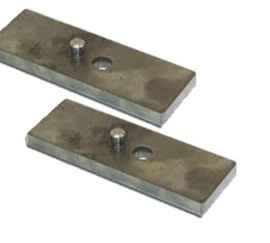 1/2″ Axle Offset Plate (move your drive line Fwd or Back 1″)