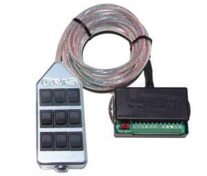 9-ROCKER Universal Air Ride Switch Controller – Billet Aluminum