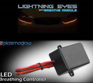 Breathing Controller for LED Lightning Eyes