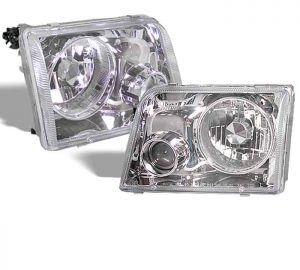 1993-1997 Ford Ranger Projector Headlights – Chrome