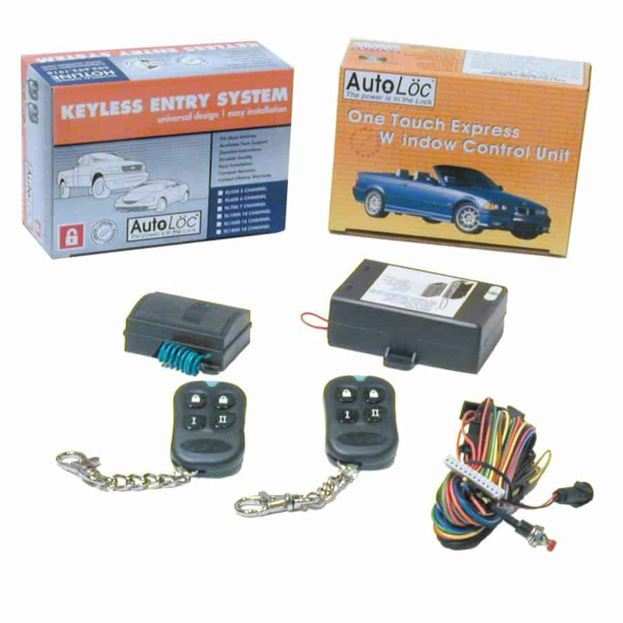 2 Win Exps. Remote Window Kit