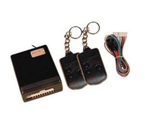Wireless Remote Keyless Entry / Door Popper Module (3 Function)