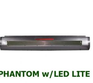 1999-2000 CADILLAC ESCALADE Steel Rollpan – Full Phantom Billet Insert w/ 1 LED Strip