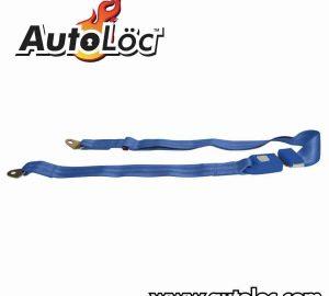 2 Point Electric Blue Lap Seat Belt  (1 Belt)