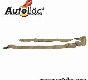 2 Point Camel Lap Seat Belt  (1 Belt)