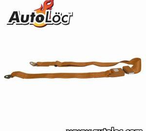 2 Point Copper Lap Seat Belt  (1 Belt)