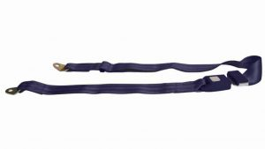 2 Point Dark Blue Lap Seat Belt  (1 Belt)