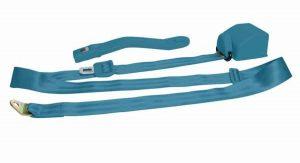 3 Point Retractable Aqua Seat Belt (1 Belt)