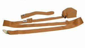 3 Point Retractable Copper Seat Belt (1 Belt)