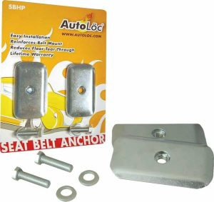 Seat Belt Anchor Plate Hardware Pack