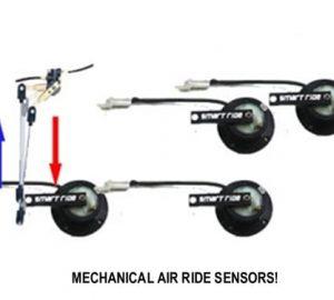 Replacement Smart Ride Digital Mechanical Sensors – Set of 4