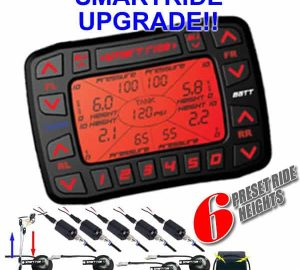 SMARTRIDE Multi-Function Digital Air Ride Computer Controller w/Pressure and Mechanical Senders **UPGRADE**