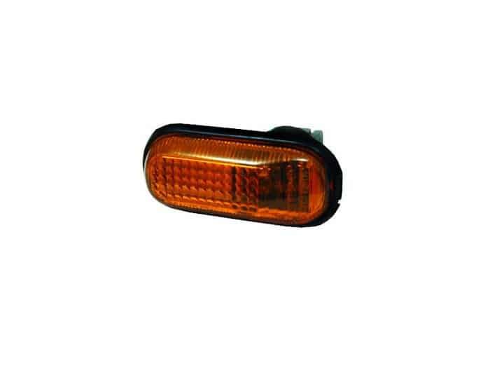 92-95 Honda Civic Side Marker Lights - Amber Orange