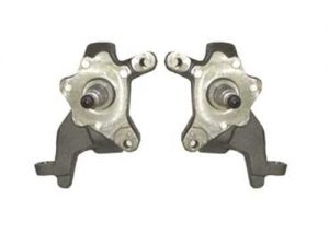 1986-1993 Mazda B2000, B2200, B2600 2″ Drop Spindles (Ball Joints Included)