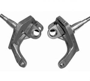 1966-1967 Volkswagen Beetle 2.5″ Lowering Drop Spindles (Drum Brakes) (Pair) – Z2480