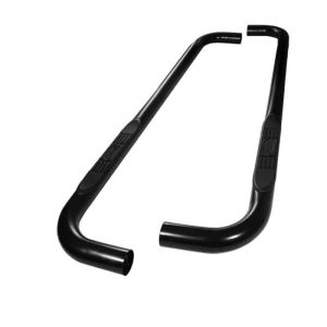 88-98 Chevy GMC C/K Extended Cab 3″ Side Step Bar – Black