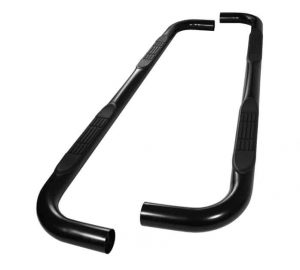 06-10 Ford Explorer 4dr 3″ Side Step Bar – Black