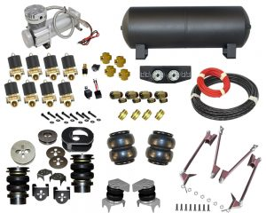 1986-1993 Mazda B2200 Complete Air Suspension Kit