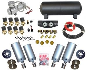 1995-2000 Dodge Avenger, Sebring Coupe Complete Air Suspension Kit – Cylinder Kit