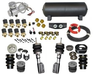 1989-1994 Geo Metro, Sprint, Firefly, Swift Complete Air Suspension Kit