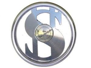Full Custom Billet Steering Wheel – Dollar