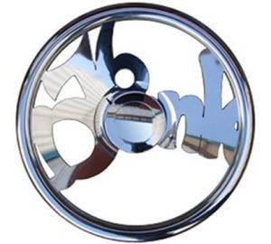 Full Custom Billet Steering Wheel – Donk
