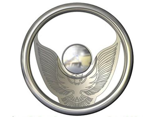 Full Custom Billet Steering Wheel - Firebird