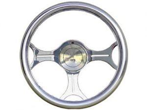 Full Custom Billet Steering Wheel – Gear Head