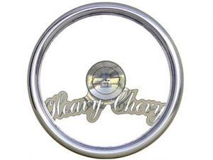 Full Custom Billet Steering Wheel – Heavy Chevy