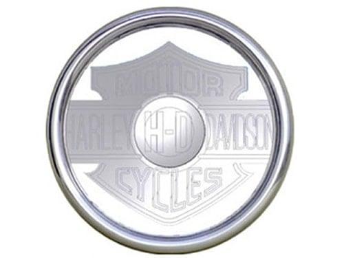 Full Custom Billet Steering Wheel - Harley