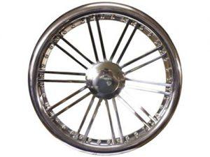 Full Custom Billet Steering Wheel – Asanti 10 Spoke