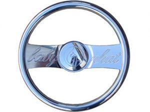 Full Custom Billet Steering Wheel – Baby Phat