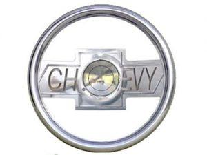 Full Custom Billet Steering Wheel – Chevy Bow Tie