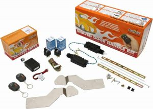 Autoloc Bolt-In 8-Channel Shaved Door Kit for Most 1994 – 2006 GM Cars and Trucks