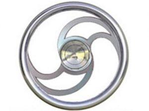 Full Custom Billet Steering Wheel – Nebula