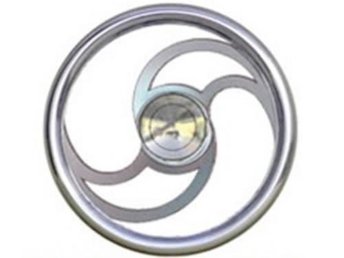 Full Custom Billet Steering Wheel - Nebula