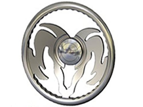 Full Custom Billet Steering Wheel - Ram Head, Rambo Wheel