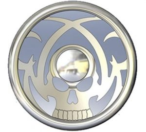 Full Custom Billet Steering Wheel – Tribal Skull