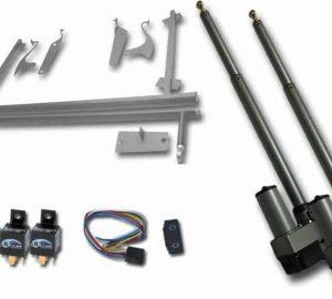 Universal Automatic Tilt Hood Kit