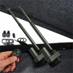 Heavy Duty Dual Bolt In Power Tonneau Cover Opener with Remote