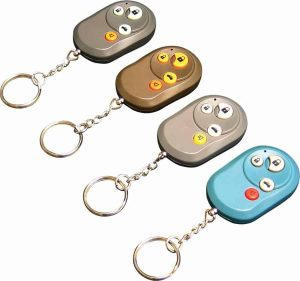 4 Button Autoloc KL800 Remote with Keychain (KeyFob Transmitter Only)