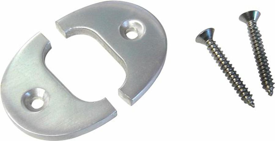 Brake and Clutch Trim Plate Kit